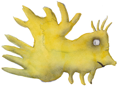 Yellow Creature